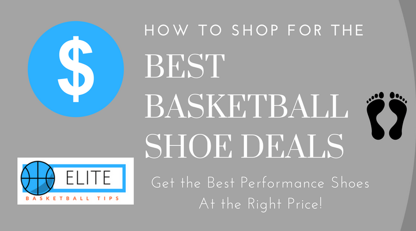 Basketball shoe deals