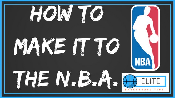 How To Make it to the N.B.A.