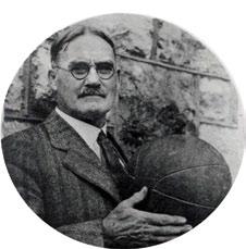 James_Naismith_with_a_basketball