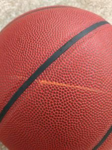 weighted basketball spalding