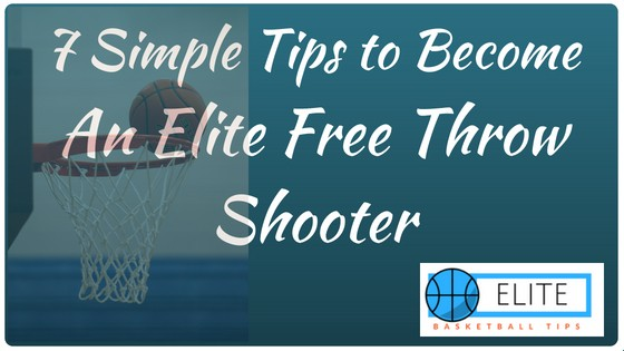 free throw shooter banner
